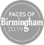 Faces of Birmingham 2019 logo