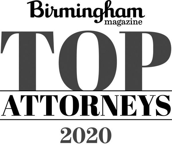 Top Attorneys 2020 - Birmingham Magazine