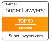 superlawyers badge TOP 50