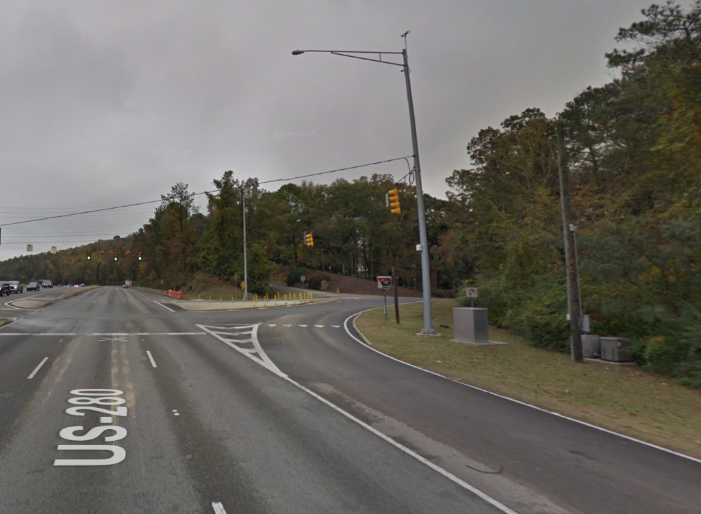 Jack Henry Moody of Birmingham killed in a crash at the intersection of Overton Road and Highway 280 in Jefferson County